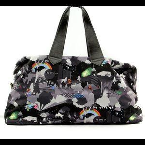 The Beatles | Rainbow Wood Holdall Bag Limited Ed.